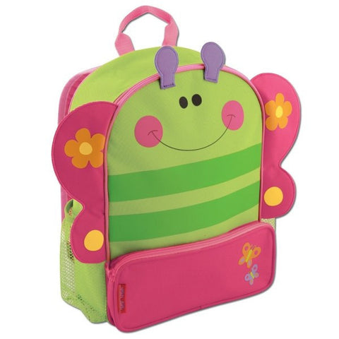 Stephen Joseph Butterfly Sidekick Backpack School Bag - Petit Fab Singapore