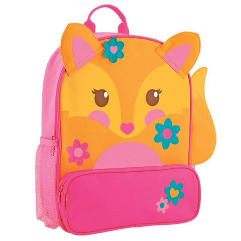 Stephen Joseph Fox Sidekick Backpack School Bag - Petit Fab Singapore