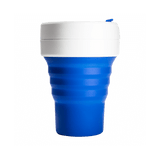 Stojo Pocket Collapsible Reusable Cup - Classic Collection 12oz (2 Colors) - Petit Fab Singapore