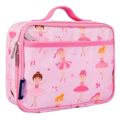 Wildkin Ballerina Lunch Box Bag [BPA-Free] - Petit Fab Singapore