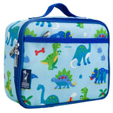 Wildkin Olive Kids Dinosaur Land Lunch Box Bag [BPA-Free] - Petit Fab Singapore