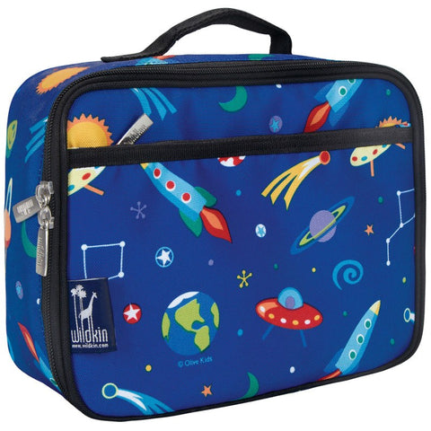 Wildkin Olive Kids Out Of This World Lunch Box Bag [BPA-Free] - Petit Fab Singapore