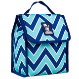 Wildkin Zigzag Lucite Lunch Bag [BPA-Free] - Petit Fab Singapore