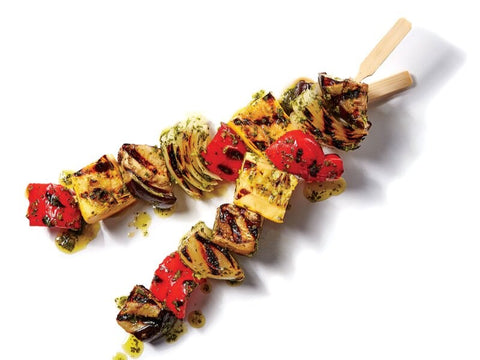 Ratatouille Skewers