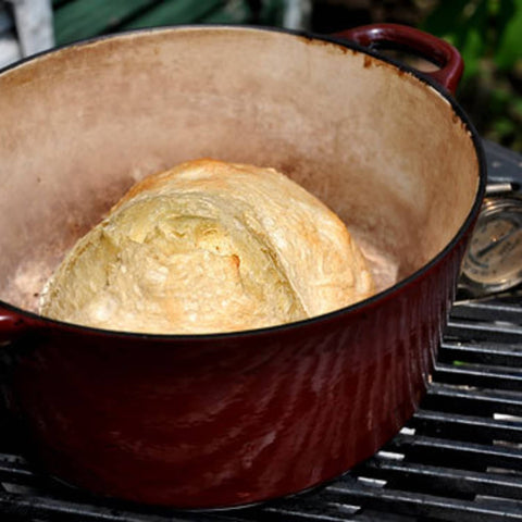 Homemade Bread on your Grill