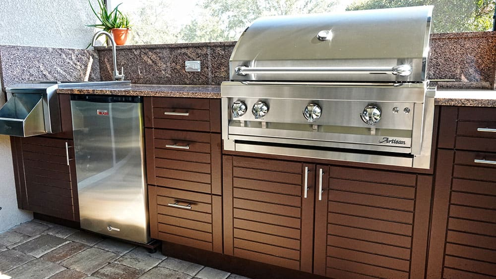 Outdoor Kitchen Cabinets | OutdoorCabinets.com