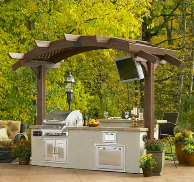 Specialty Outdoor Cabinets