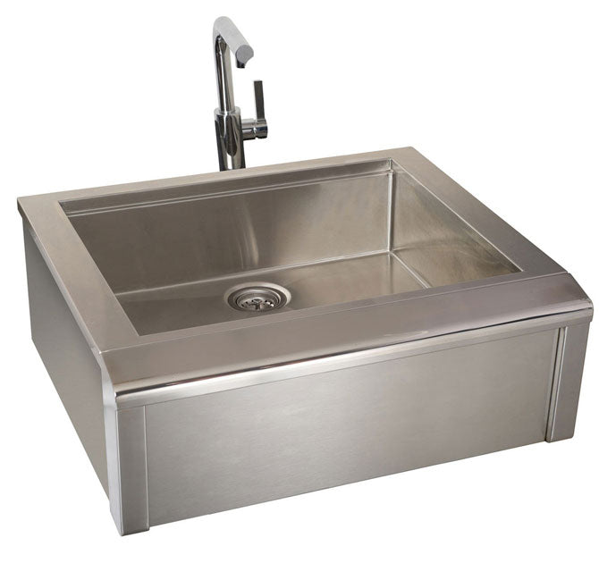 outdoor kitchen sinks