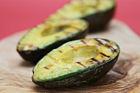 Simple Grilled Avocados