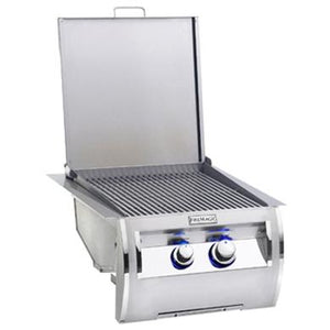 Fire Magic Echelon Diamond Natural Gas Built-In Double Searing Station