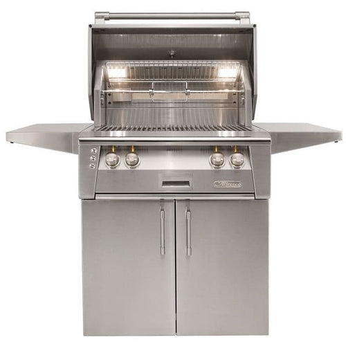 Alfresco ALXE 30-Inch Propane Gas Grill With Rotisserie - ALXE-30C-LP