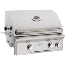 "Load image into Gallery viewer, American Outdoor Grill T-Series 24"" 2-Burner Grill"