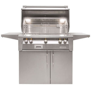 Alfresco ALXE 36-Inch Propane Gas Grill With Rotisserie - ALXE-36C-LP