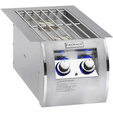 Load image into Gallery viewer, Fire Magic Echelon Diamond Built-In Single/Double Side Burner