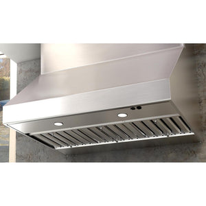 Zephyr Range Hoods Power 36-Inch Cypress Pro-Style Outdoor Wall Mount Vent Hood