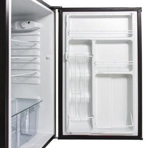 Blaze 20-Inch Compact Refrigerator With Recessed Handle