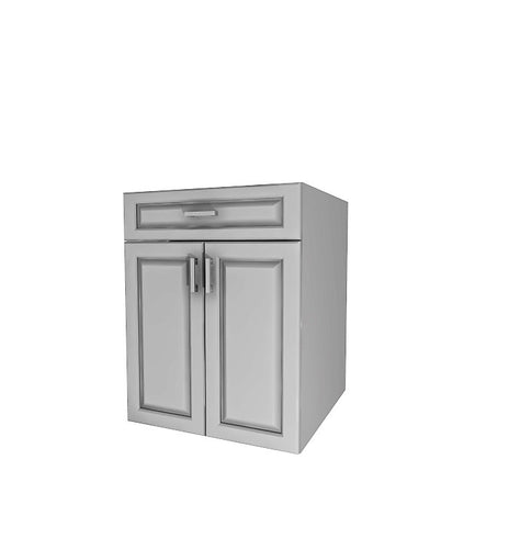 DRAWER CABINET 2-DOORS (21
