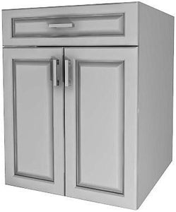 "DRAWER CABINET 2-DOORS (21"" to 33"" wide)"