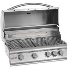 "Load image into Gallery viewer, Blaze 32"" 4 Burner Grill"