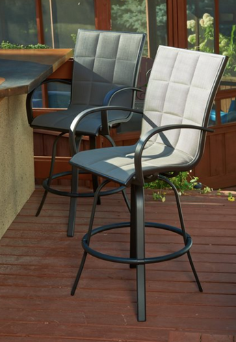 Outdoor Great Room Empire Bar Stools