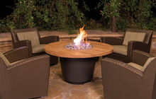 Load image into Gallery viewer, American Fyre Designs French Barrel Oak Firetable