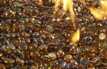 Load image into Gallery viewer, Tempered Fire Glass Gems/Diamonds
