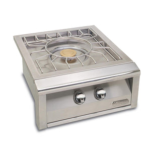Alfresco 24-Inch Natural Gas Versa Power Cooking System