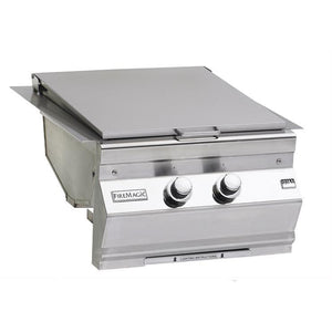 Fire Magic Aurora Built-In Double Searing Station & Side Burner