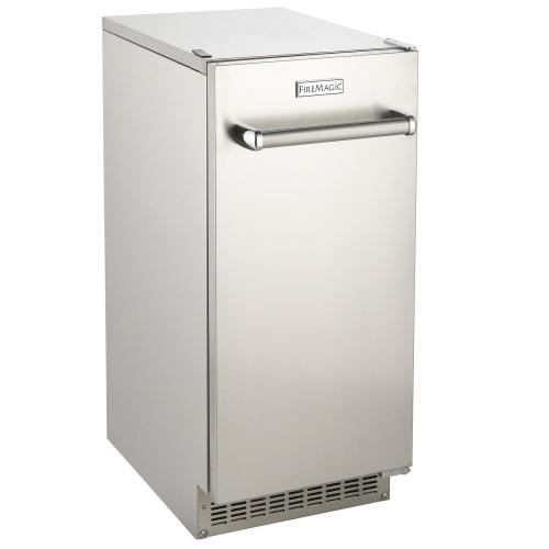 Fire Magic Outdoor Rated Ice Maker With Gravity Drain