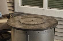 Load image into Gallery viewer, Outdoor Greatroom Edison Round Gas Fire Table
