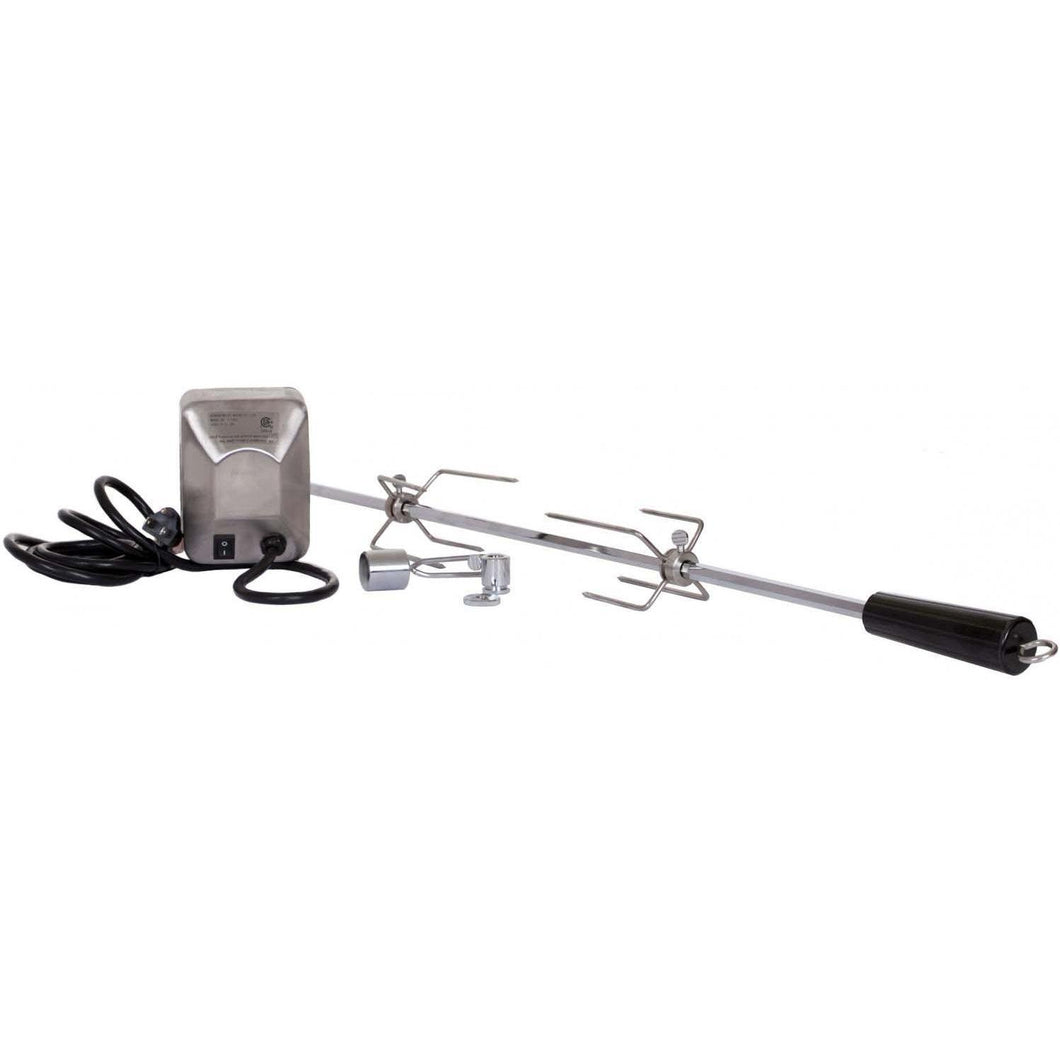 Blaze Rotisserie Kit For 32-Inch Charcoal & 4-Burner Gas Grills