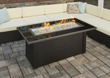 Load image into Gallery viewer, Outdoor Greatroom Monte Carlo Linear Gas Fire Table