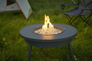 Outdoor Greatroom Renegade Gas Fire Table