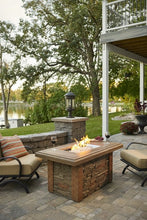 Load image into Gallery viewer, Outdoor Greatroom Sierra Linear Gas Fire Tablre