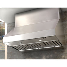Load image into Gallery viewer, ZEPHYR - CYPRESS OUTDOOR CANOPY HOOD - STAINLESS
