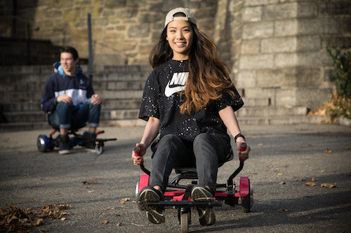 5 Reasons a Hoverboard Cart Makes for a Great Christmas Gift