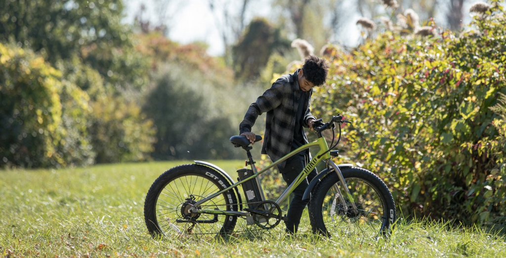 How Electric Bikes are Saving the Planet, One Ride at a Time