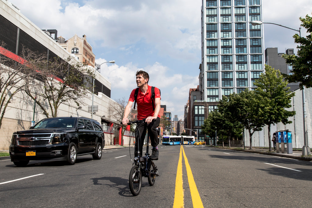 The Long-Term Benefits of Riding an Electric Bike