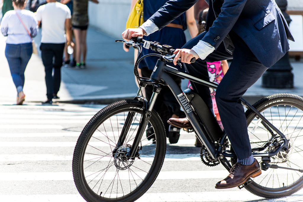 E-Bikes Battle Continues in New York City