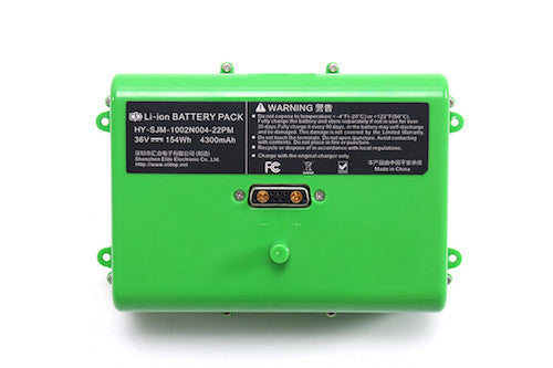 History of the Lithium Ion Battery