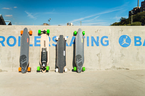 Genesis Electric Skateboards: Choosing Your Model