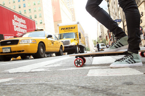 Evolution of the Electric Skateboard