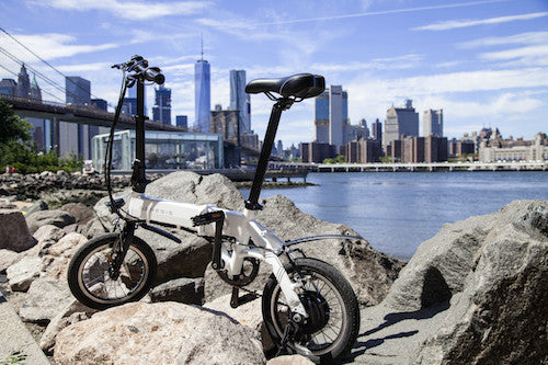 History of the Electric Bicycle