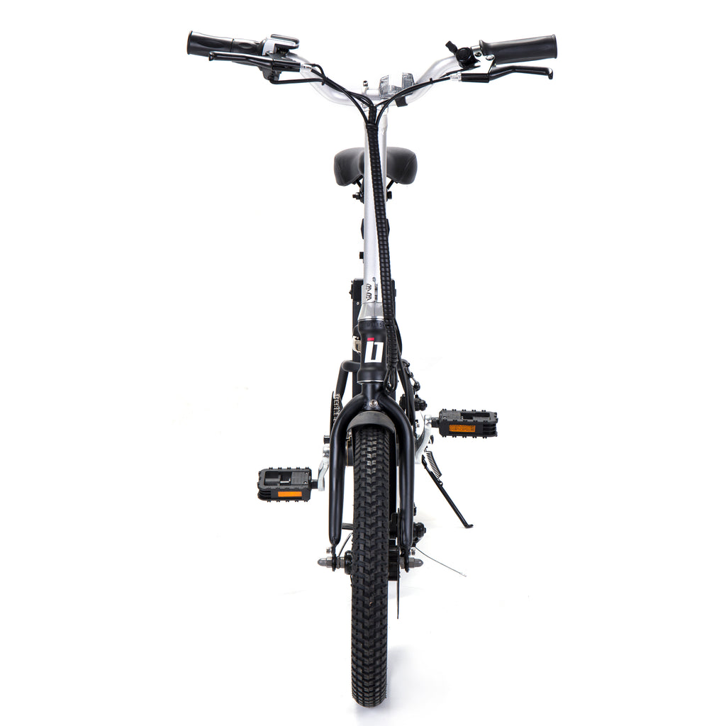 Metro Light Folding e-Bike - Black
