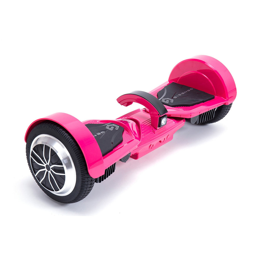 pink hoverboard with bluetooth technology genesis. Black Bedroom Furniture Sets. Home Design Ideas