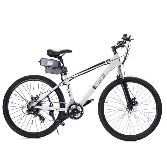 Trailblazer Electric Bike - White