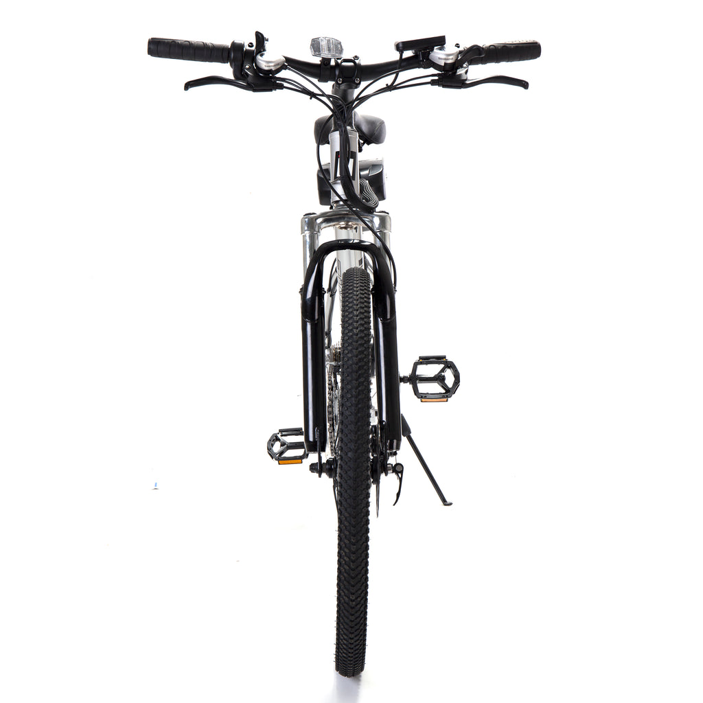 Trailblazer Electric Bike - Silver