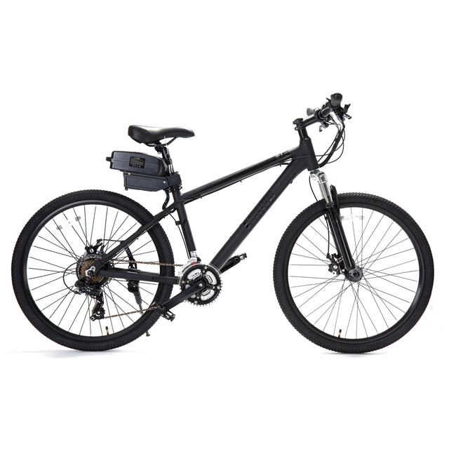 Trailblazer Electric Bike - Black