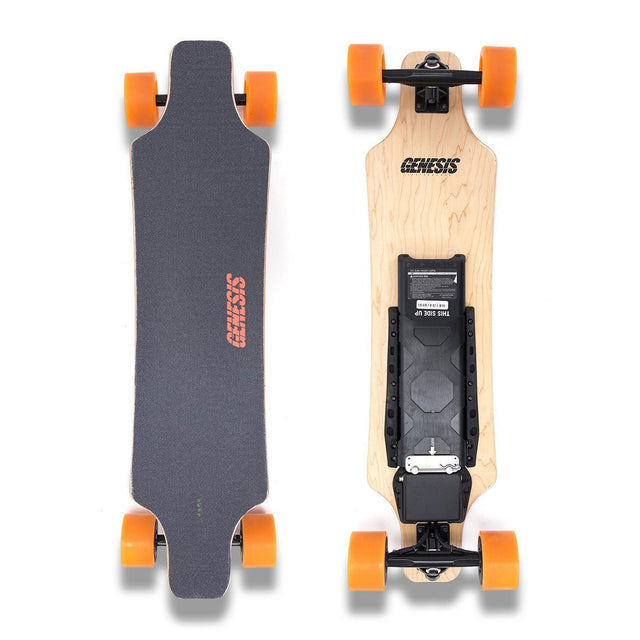 Hellfire Electric Skateboard - Orange