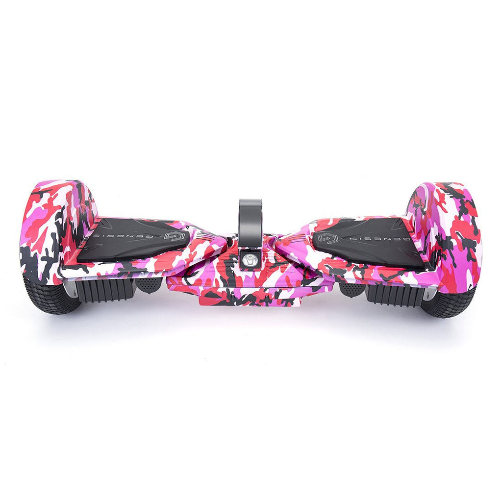 Gemini Hoverboard - Power Pink Camo